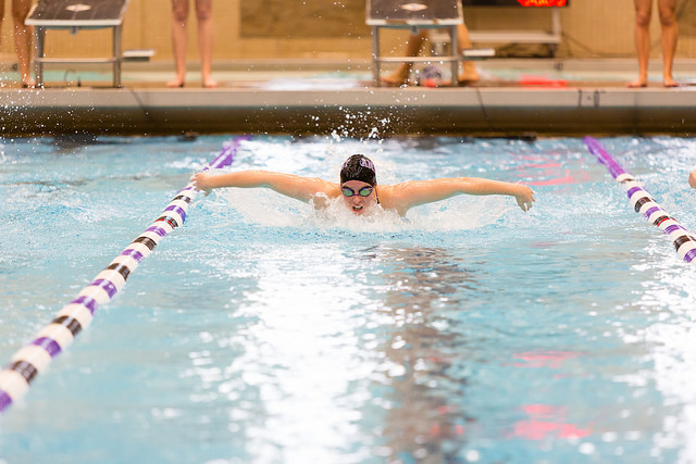Hyde Breaks Ncaa Div Iii Record Women S Swim Takes Second At Nescacs The Amherst Student