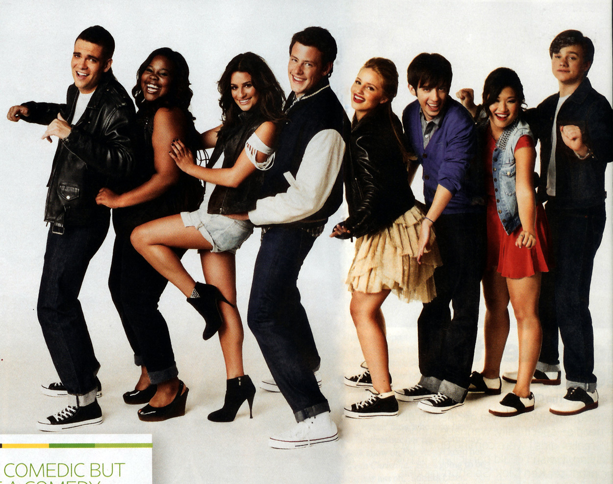 "The Outsized Presence (and Plot) of ""GLEE"" 
