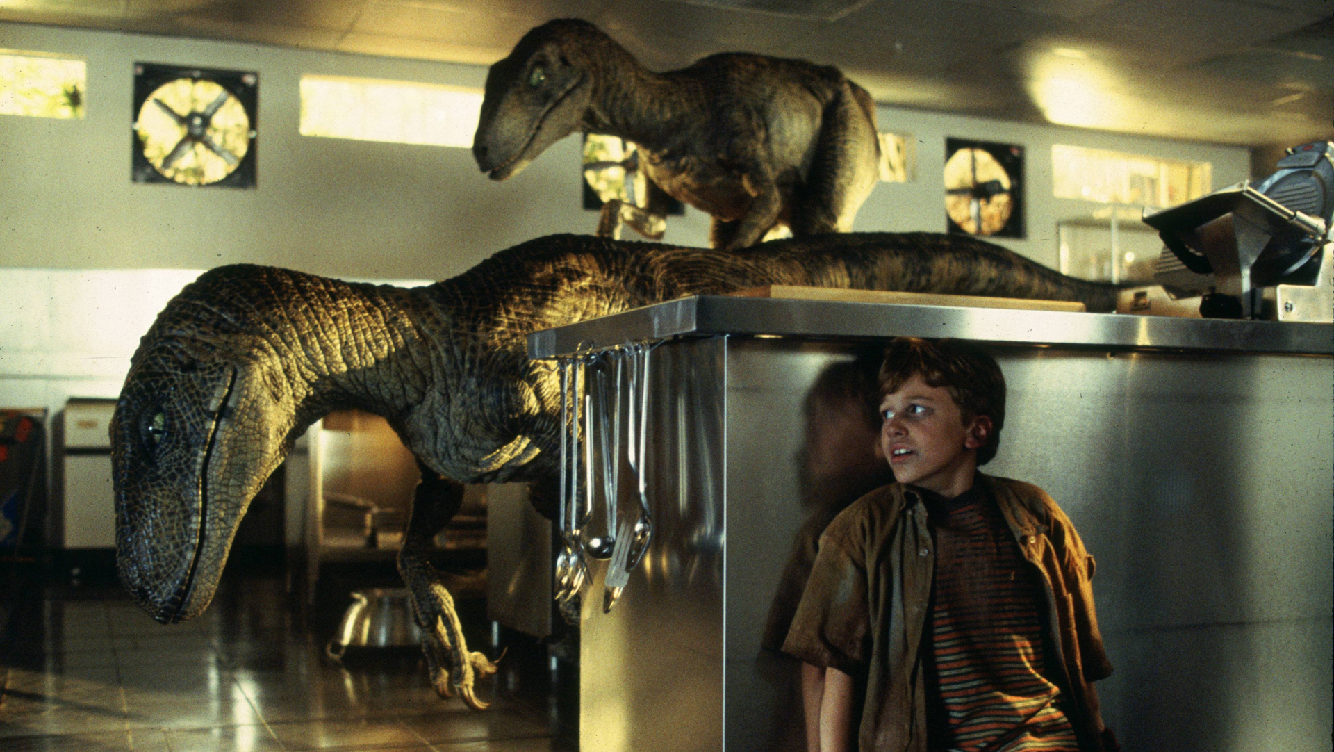 Jurassic Park Unearthing A Blockbuster The Amherst Student