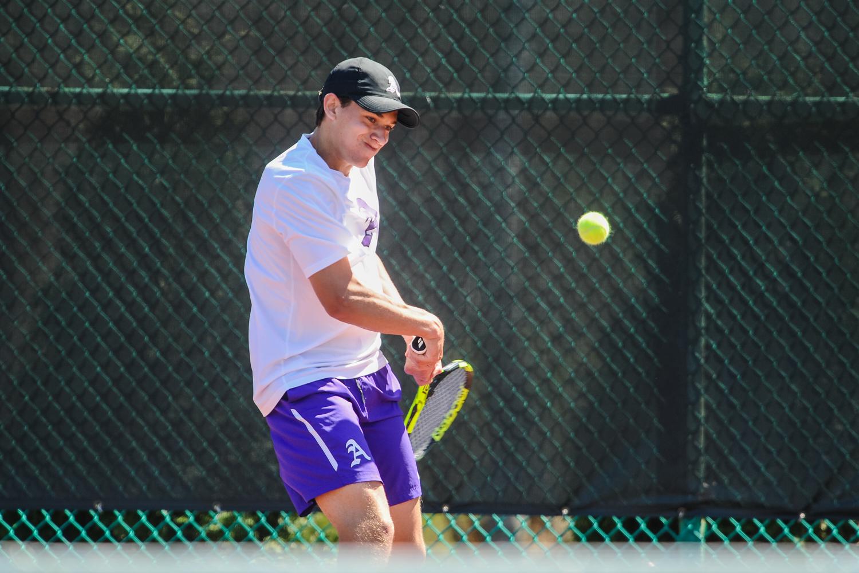 Men's Tennis Sweeps Quartet of Both NESCAC and ...